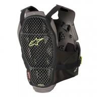 Peto Protector Motocross Alpinestars A-4 Max Black