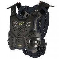Plastron Protecteur Motocross Alpinestars A-1 Black
