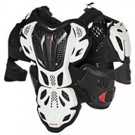 Plastron Protecteur Motocross Alpinestars A-10 White
