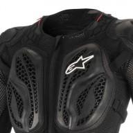 Motocross Protektoren Jacke Alpinestars Bionic Action
