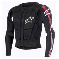 Motocross Armored Jacket Alpinestars Bionic Plus
