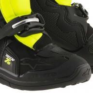 Minicross Stiefel Alpinestars Tech 7S Black Yellow