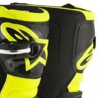 Botas Minicross Alpinestars Tech 7S Black Yellow