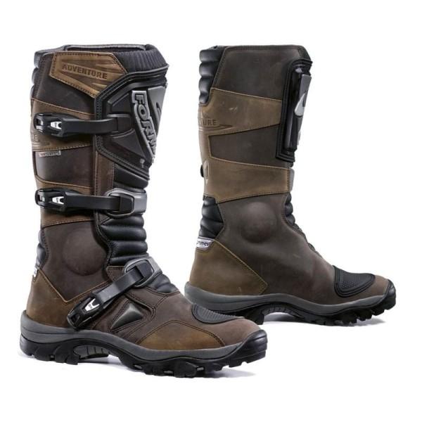 Enduro Boots FORMA Adventure Brown