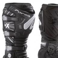Motocross Boots FORMA Terrain TX Black