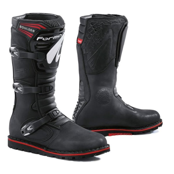 Boots Trial FORMA Boulder Black