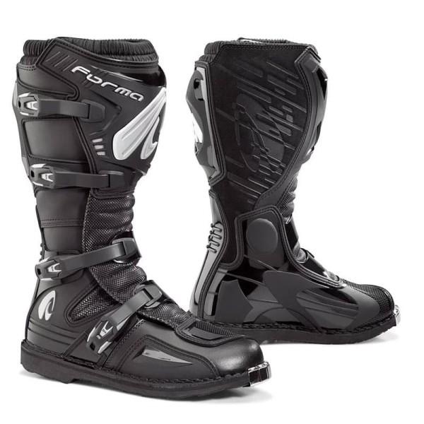 Bottes Motocross FORMA Terrain EVO Noir
