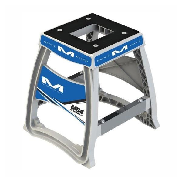 Motocross Hubstander Matrix Elite Stand M64 Blau
