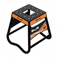 Motocross Hubstander Matrix Aluminum Stand A2 Orange