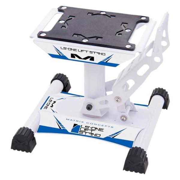 Motocross Hubstander Matrix Lift Stand LS1 Blau