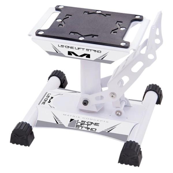 Stand Motocross Matrix Lift Stand LS1 White