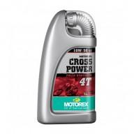 Engine Oil Motorex CROSS POWER 4T 10W-50