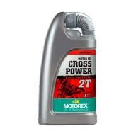 Huile Moteur Motorex CROSS POWER 2T