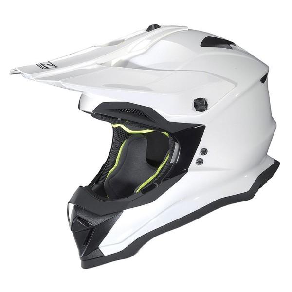 Motocross Helmet Nolan N53 WHITE