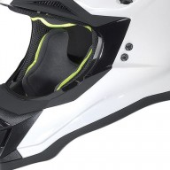 Motocross Helm Nolan N53 WHITE