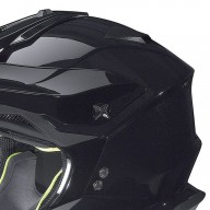 Casco Motocross Nolan N53 FLAT BLACK