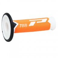 Lenkergriffe Progrip Triple Composite 788 White Orange