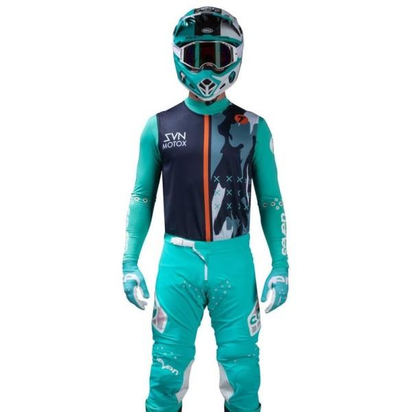 Motocross trikot Seven Zero Vandal Over