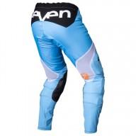 Pantalones motocross Seven Rival Trooper blue