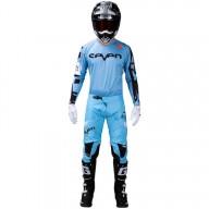 Camiseta motocross Seven Rival Trooper 2 blue