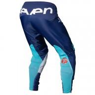 Pantalon motocross Seven Annex Bortz aqua navy