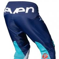 Pantalones motocross Seven Annex Bortz aqua navy