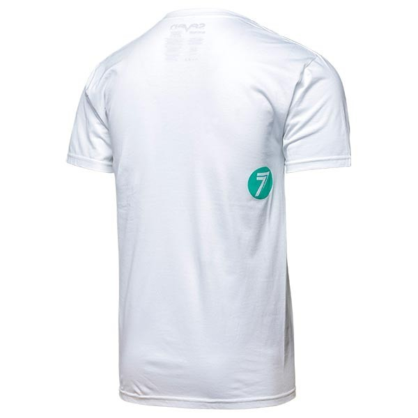T-shirt Cross Seven Escutcheon