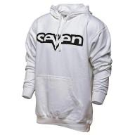 Sweat-shirt Cross Seven Brand White