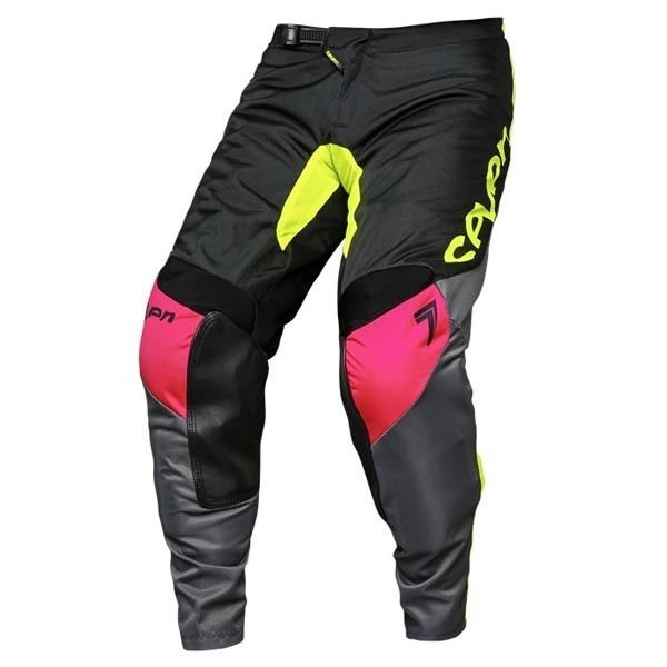 Pantalon Minicross Seven Annex Ignite Black