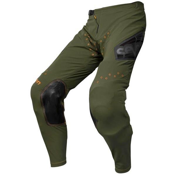 Minicross Pants Seven Zero Victory Olive