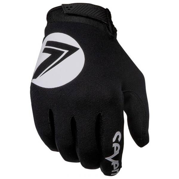 Guantes Motocross Seven Annex 7 Dot Black