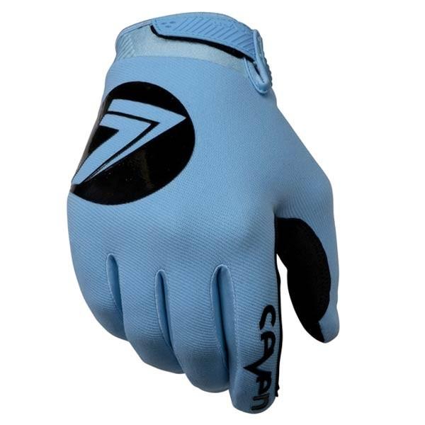 Motocross Gloves Seven Annex 7 Dot Blue