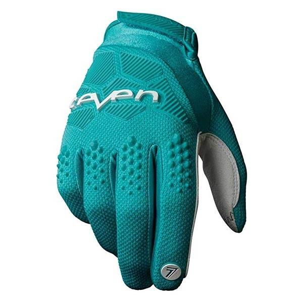 Motocross Handschuhe Seven Rival Aqua