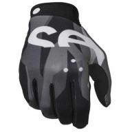 Guantes Motocross Seven Zero Crossover Black