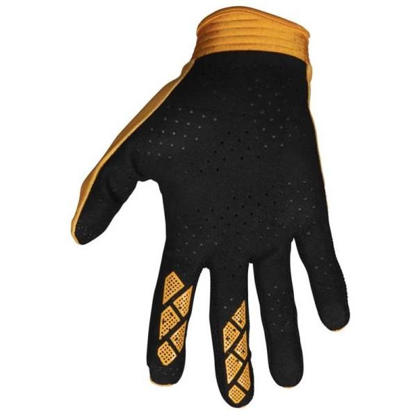 Motocross Gloves Seven Zero Crossover Orange