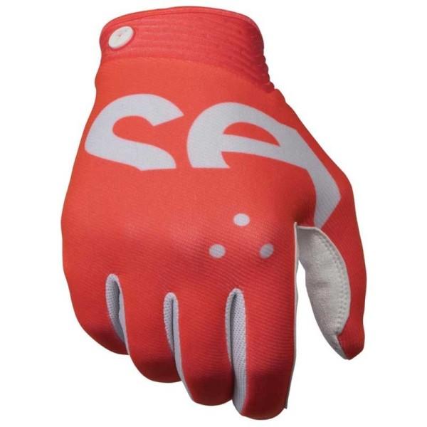 Motocross Handschuhe Seven Zero Crossover Coral