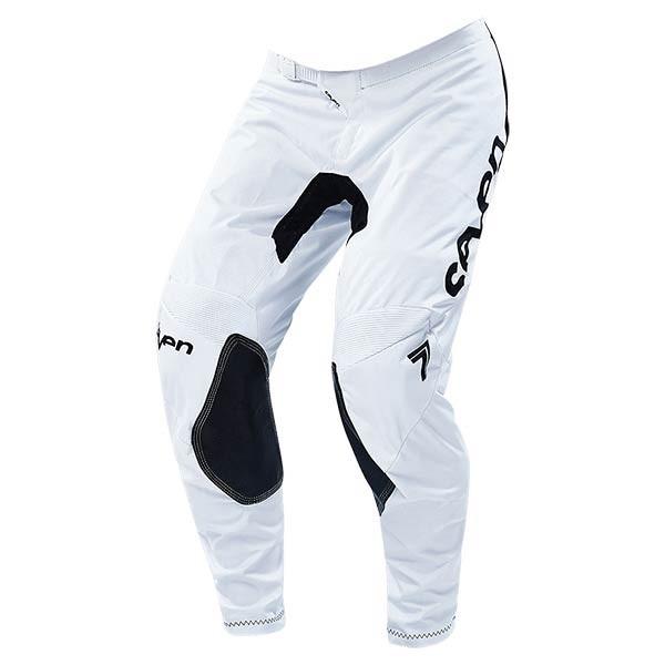 Pantaloni Motocross Seven Annex Staple White