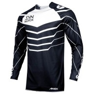 Motocross Jersey Seven Annex Exo Black
