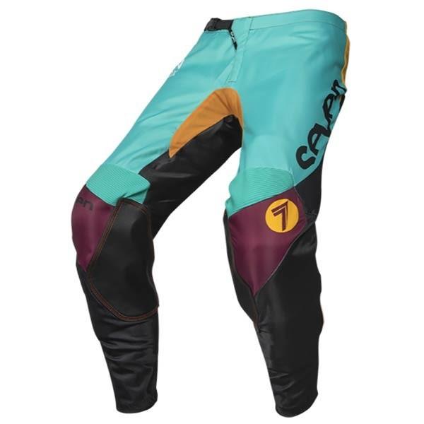 Motocross Pants Seven Annex Exo Aqua