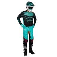 Motocross Trikot Seven Annex Exo Aqua