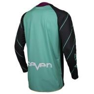 Camiseta Motocross Seven Annex Exo Aqua
