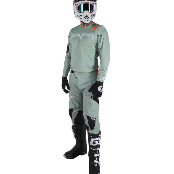 Maillot Motocross Seven Rival Trooper Paste
