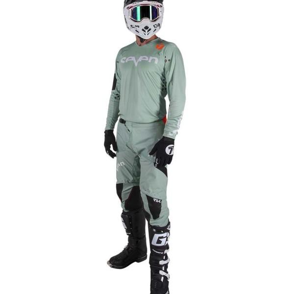 Motocross Trikot Seven Rival Trooper Paste