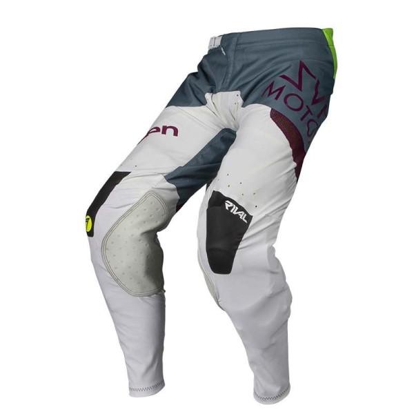 Pantaloni Motocross Seven Rival Trooper Steel