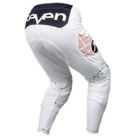 Pantalon Motocross Seven Zero Staple White