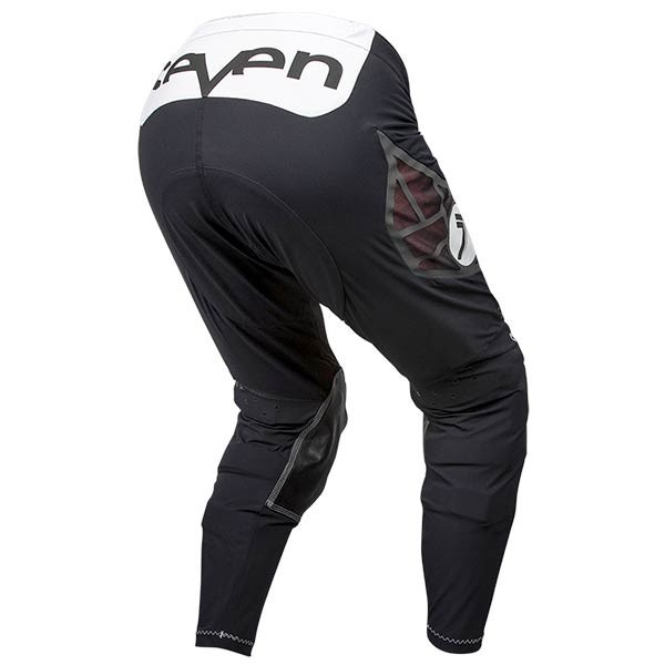 Motocross Hosen Seven Zero Staple Black