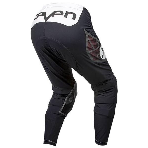 Motocross Pants Seven Zero Staple Black