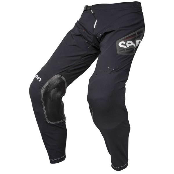 Pantalones Motocross Seven Zero Staple Black