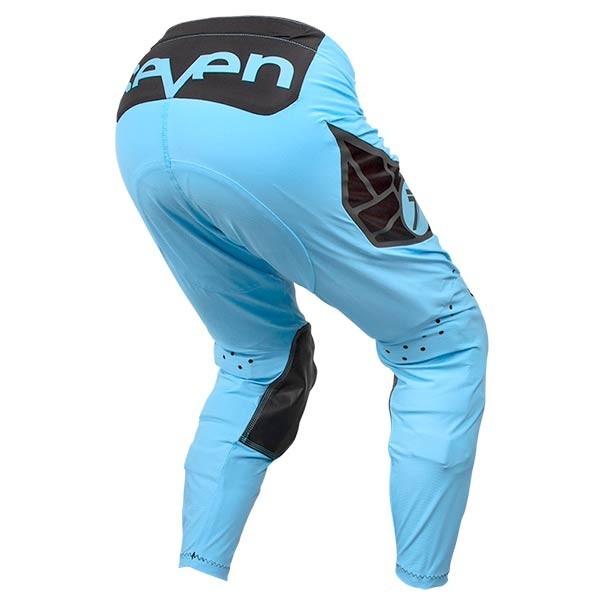 Pantalon Motocross Seven Zero Raider Blue