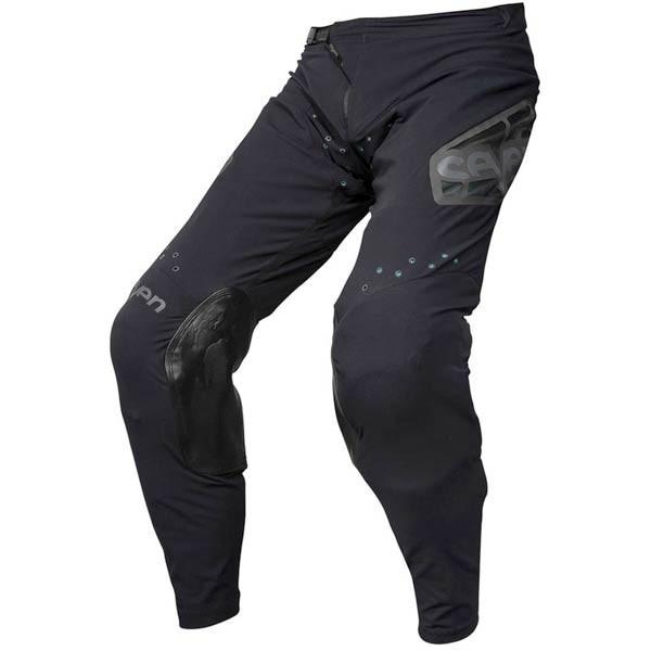 Motocross Pants Seven Zero Raider Black
